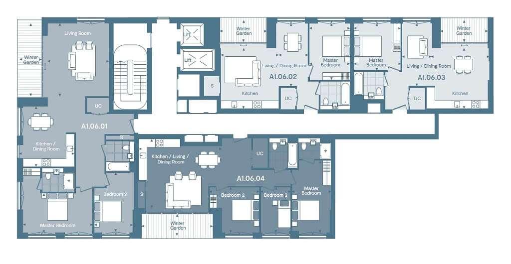 房地產 平面圖