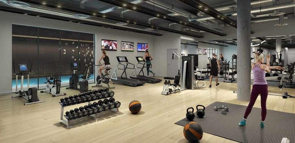 英國買房 健身房