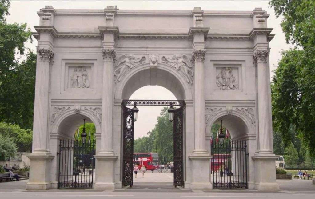 大理石拱門
