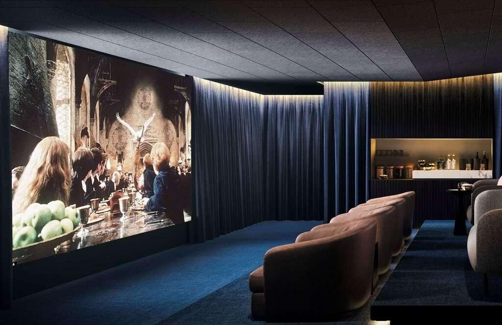 倫敦房地產 電影院